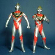 UHS Ultraman Gaia V2 ver by G Seed2010