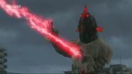 Alien Nackle Crucify Beam