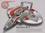 MAT arrow No. 2
