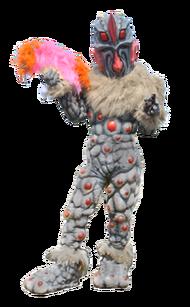 Alien Nackle Gray