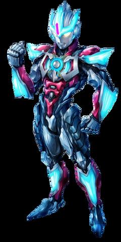 File:Ultraman Orb Lightning Attacker Art Render.png