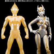 Tiga Glitter & Kamila Ultra-Act
