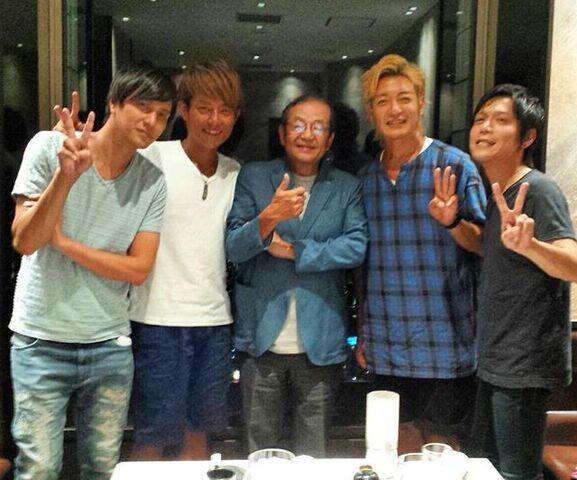 File:Hassei, Taiyo, Takeshi Tsu & Takeshi Yoshi.jpg