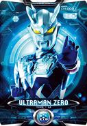 Ultraman X Ultraman Zero Card