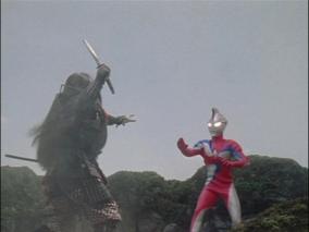 Renki v Ultraman Cosmos