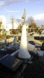 Eiji Tsuburaya's Gravepost