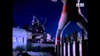 Ultraman 80 vs Zarudon