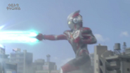Ultraman X Galaxy Cannon
