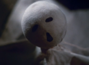 Lo0ok at this teru teru bozu