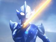 Ryu (as Hikari) tried to fight