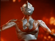 Ultraman lying