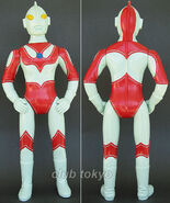 The B-Club Ultraman Jack figure.