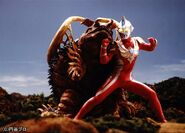 Ultraman Max vs