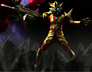 V-Killer King Joe Launcher