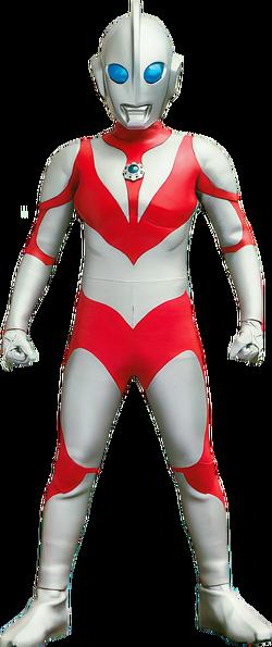 Ultraman Powered data