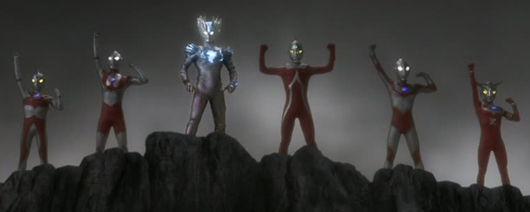 File:Five Ultra Brother appear to help Ultraman Saga.jpg