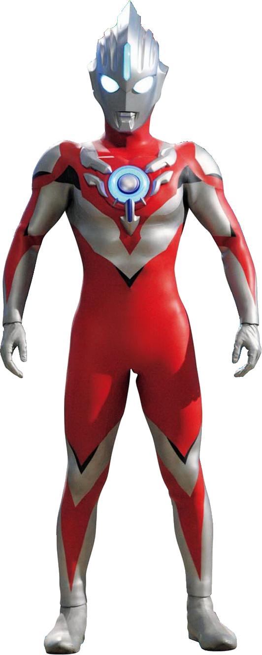 Ultraman Orb Saga Origin the First [Ultraman Orb THE ORIGIN SAGA] Minecraft Skin