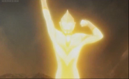 Glitter Tiga in The Final Odyssey