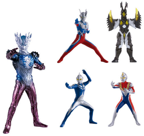 File:Ultraman saga set.jpg