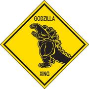 Godzilla X-ing