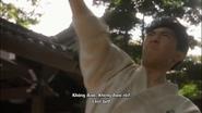 Katsuto uses capsule monster