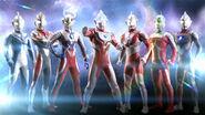 Shin Ultraman Retsuden new opening image