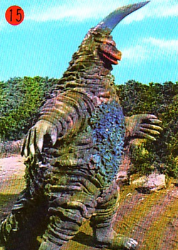Lanosaurus I