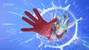 Taro rise in Ultraman Ginga
