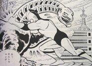 Ultraman vs Tangilar