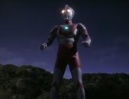 Ultraman arrives (Tiga)
