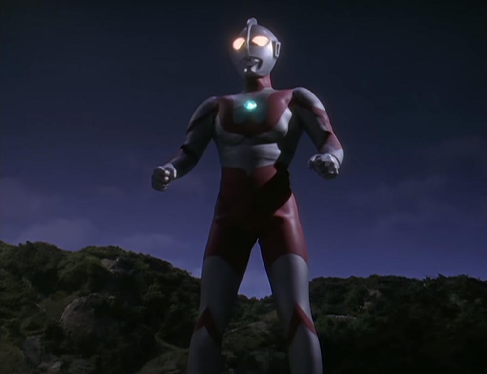 File:Ultraman arrives (Tiga).png