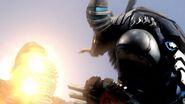 Ultraman X-Cyber Gomora and Zaragas Screenshot 002
