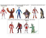 Play Hero Vs Ultraman Confrontation Set New Force