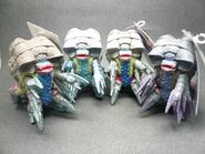 Gatanazoa toys