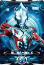 Ultraman X Ultraman X Card