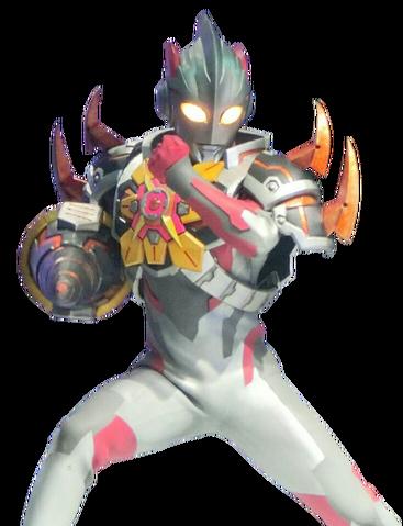 File:Ultraman X Denpagon Armor 2.png