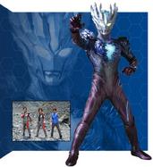 Ultraman Saga Pic