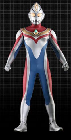 Ultraman Dyna 2008