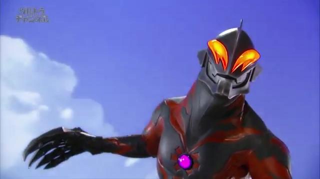 File:Belial shouted shut up to Shining Ultraman Zero.jpg