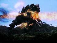 Geomos vs Ultraman Dyna6