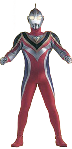 Ultraman Gaia Supreme Version Render
