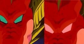 Shenron's eye error