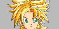 Super Saiyan Pan (Dragon Ball Z: After Years)