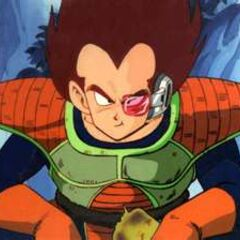 It's just a pic Gotek. This one was picked because of Gohan's reaction. Also he got blown up by Cell.