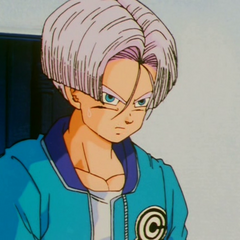 Future Trunks at home