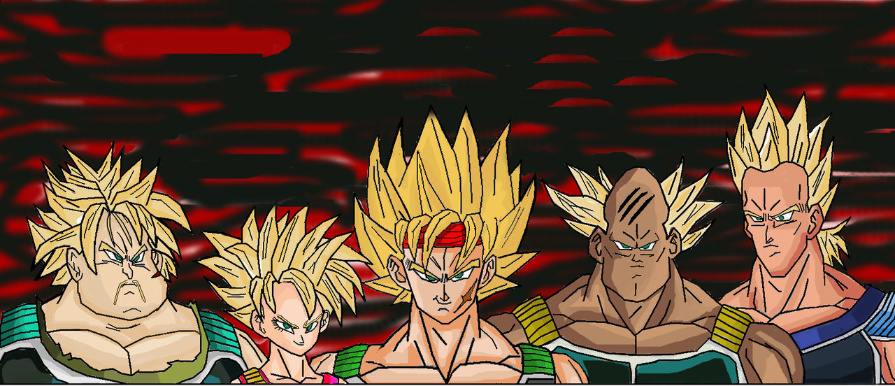 Image - Bardock Team ssj.jpg | Ultra Dragon Ball Wiki ...