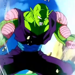 Piccolo powers up