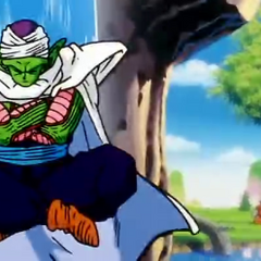 Piccolo on Mount Paozu