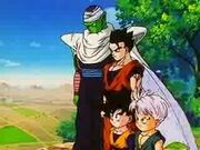 Piccolo and the Kids
