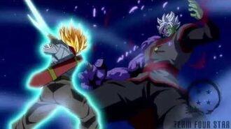 Trunks kill Zamasu Shining Finger Sword style!!-1488443350